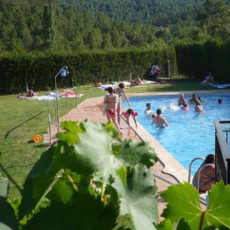 Campsite Cal Paradís